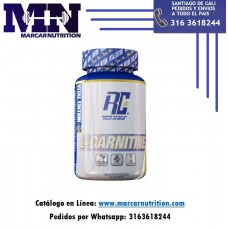 L CARNITINA XS RONNIE COLEMAN 750MG X 60 CAPS