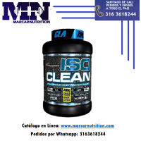 ISO CLEAN 5 LIBRAS