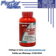 BCAA 2200 MET RX X 180 SOFTGEL