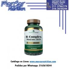 B COMPLEX MAX (COMPLEJO B) X 100 TABS