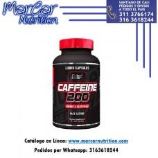 CAFEINA NUTREX 200 MG X 60 CAPS