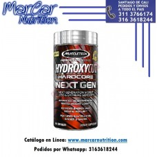 HYDROXYCUT HARDCORE NEXT GEN X 100 CAPS