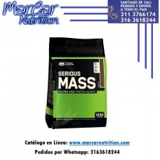 SERIOUS MASS X 12 LBS