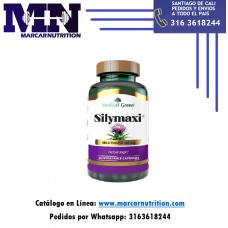 SILIMAXY 300 MG 60 CÁPSULAS MEDICAL GREEN