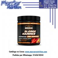 SLEDGE HAMMER - PRE ENTRENO X 30 SERVICIOS