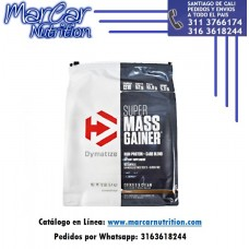 SUPER MASS GAINER X 12 LBS