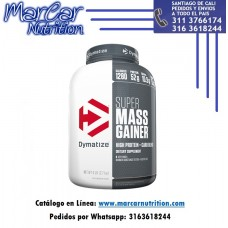 SUPER MASS GAINER X 6 LBS