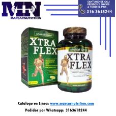 XTRA-FLEX (Glucosamina + Condrohitina) X 100 CAPLETS