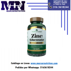 ZINC 50 MG X 100 TAB MEDICAL GREEN